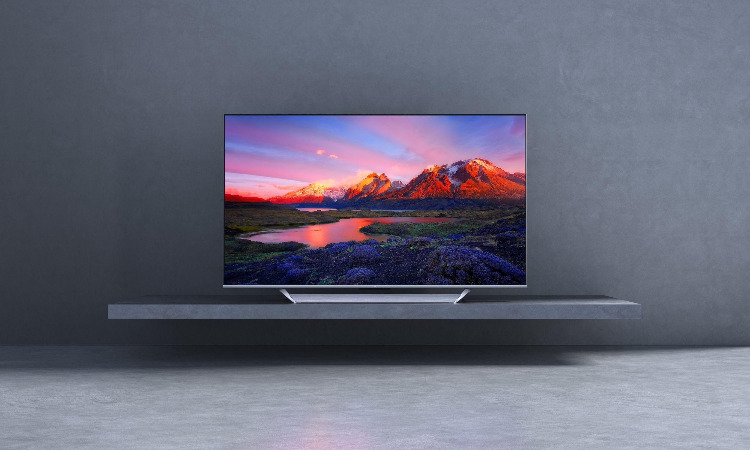 شیائومی از یک تلویزیون اندرویدی ۷۵ اینچی QLED با قیمت ۱۵۰۰ دلار رونمایی کرد