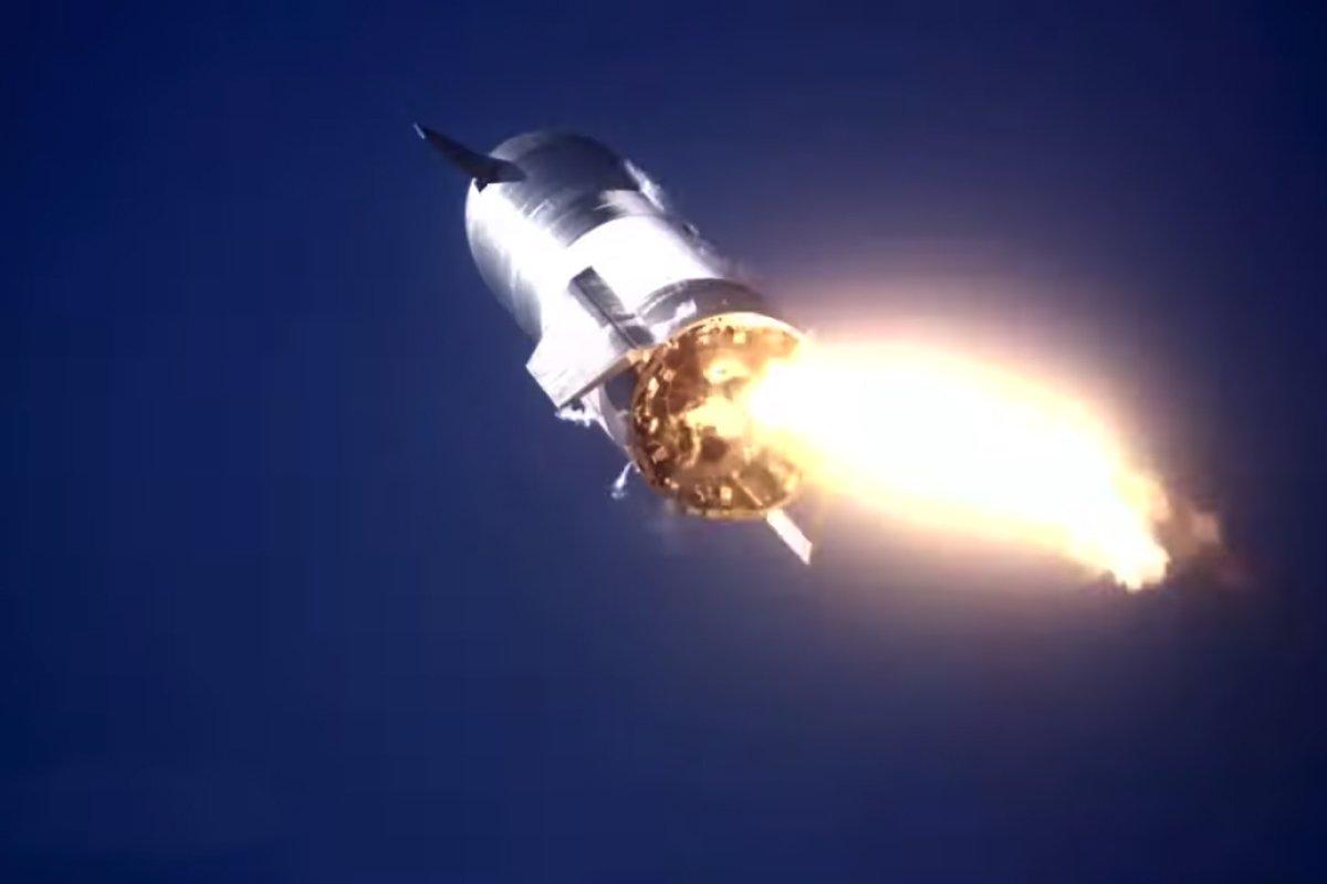 آزمایش راکت استارشیپ SN9 نیز به انفجار ختم شد [تماشا کنید]