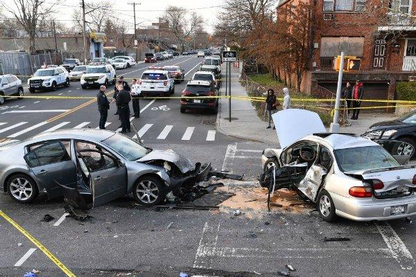 car crash 1 علت آسیبدیدگی بیشتر زنان در تصادفات رانندگی توسط IIHS کشف شد اخبار IT
