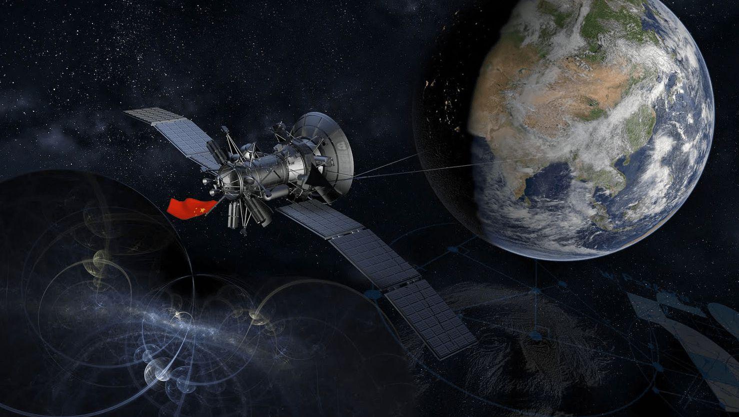 پژوهشگران چینی یک پیام کوانتومی غیرقابل نفوذ به فضا میفرستند