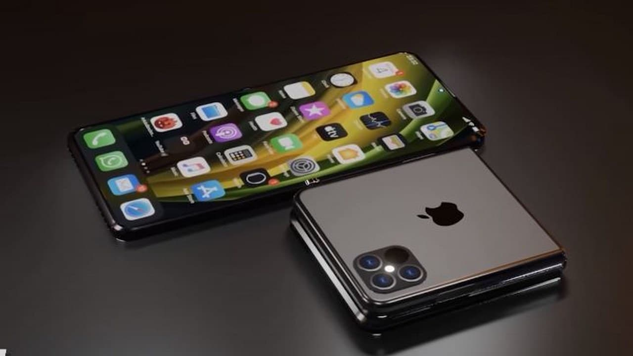 آیفون تاشو احتمالا با پشتیبانی از قلم اپل پنسل در سال ۲۰۲۳ معرفی میشود