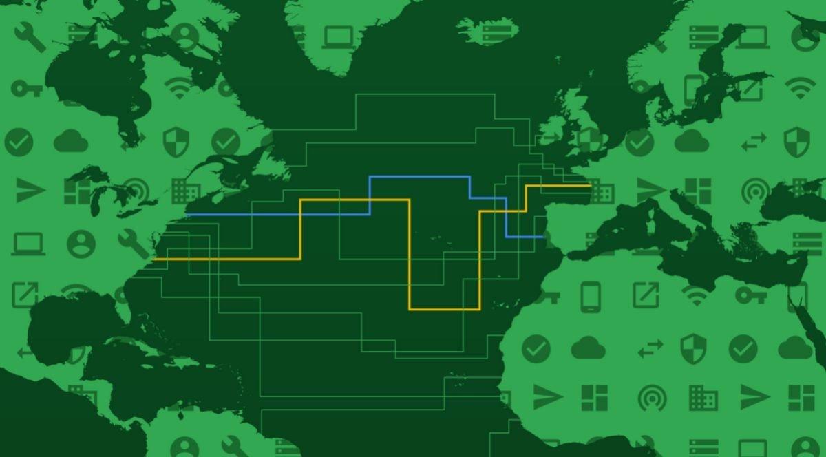 google dunant 1 جدیدترین کابل زیردریایی گوگل با سرعت انتقال داده ۲۵۰ ترابیت بر ثانیه راهاندازی شد اخبار IT