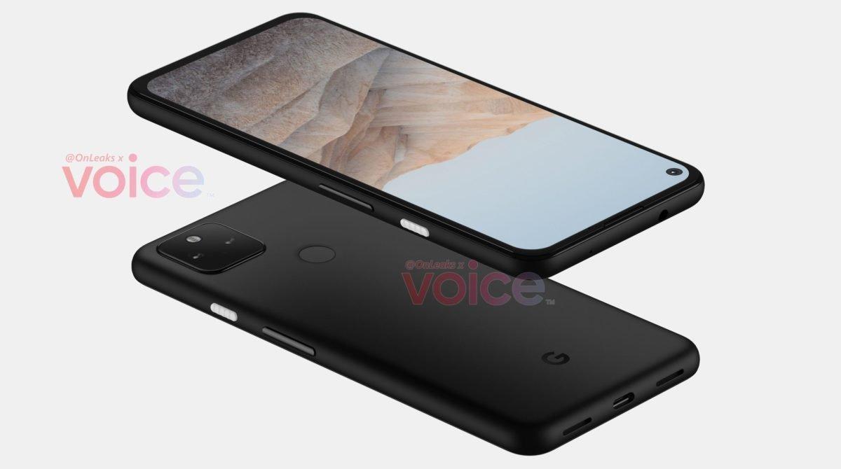 google pixel 5a leak 1 1200x670 رندرهای گوگل پیکسل 5a منتشر شد اخبار IT