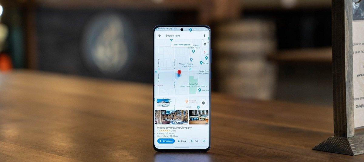 رابط کاربری تقسیم صفحه Street View برای نسخه اندرویدی گوگل مپ منتشر شد