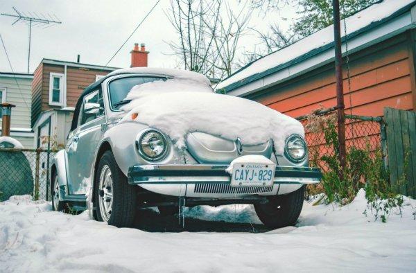 روش صحیح گرم کردن موتور خودرو در زمستان