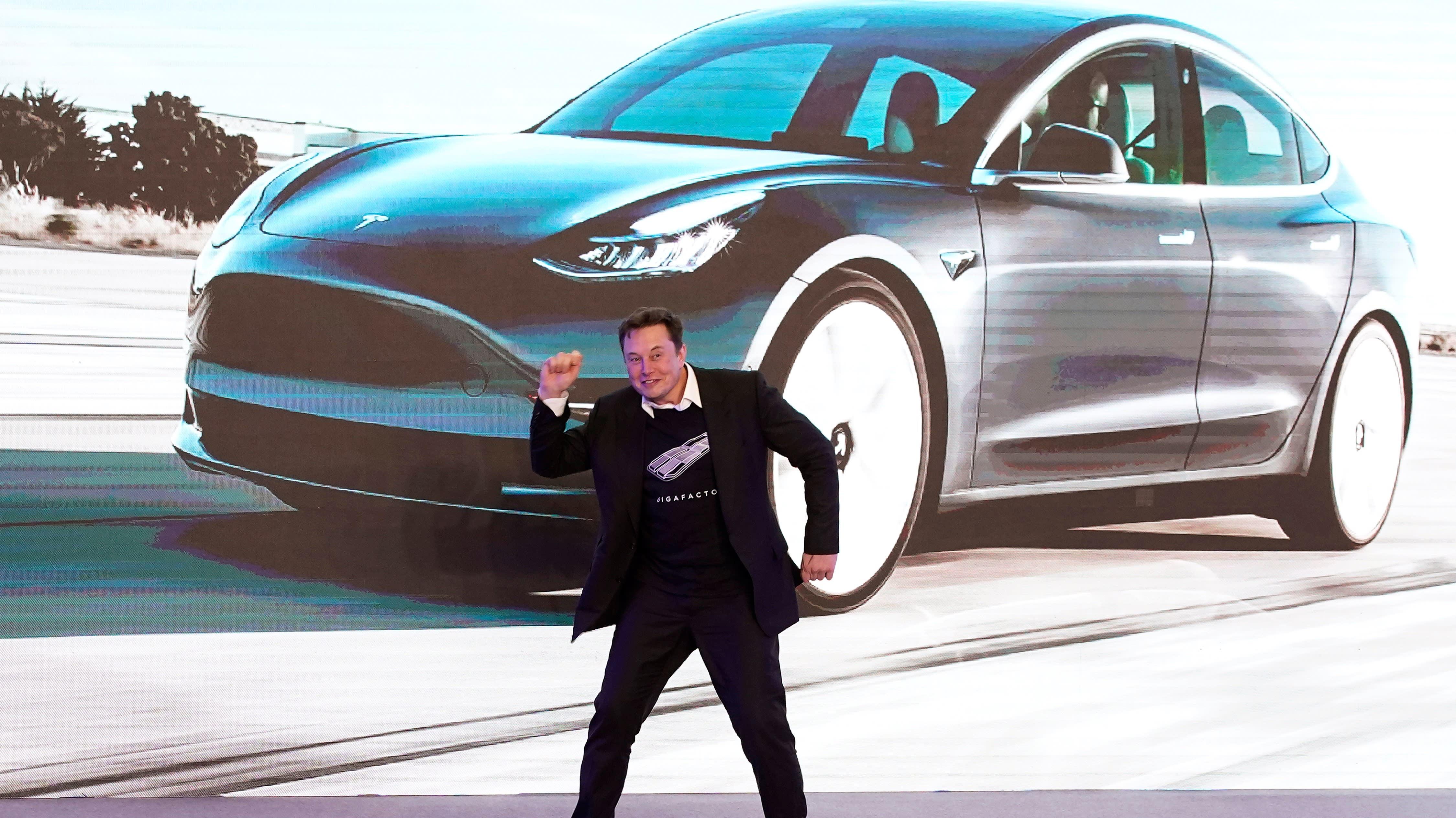 تسلا در بازار آمریکا از آئودی پیشی گرفت؛ چهارمین برند پرفروش بین خودروهای لوکس
