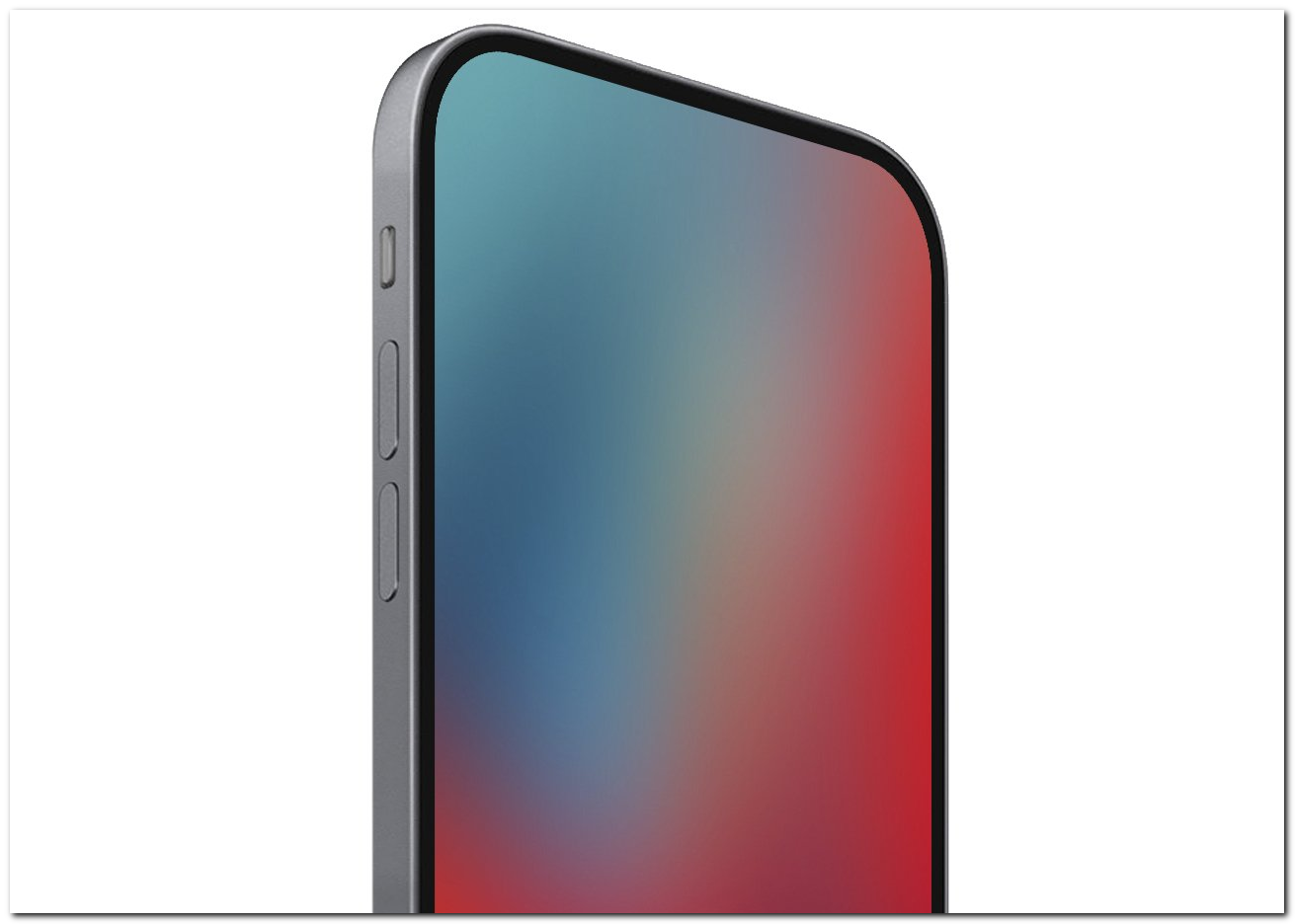 image 152 تکنولوژی جدید اپل میتواند بریدگی نمایشگر آیفون را به تاریخ بسپارد اخبار IT