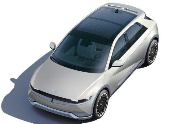ioniq 5 ext 3 600x400 هیوندای loniq 5 برقی با طراحی خاص و حداکثر برد حرکتی 469 کیلومتر معرفی شد اخبار IT