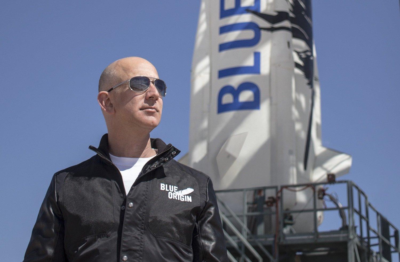 جف بزوس پس از کنارهگیری از مدیرعاملی آمازون، روی بلو اوریجین تمرکز میکند