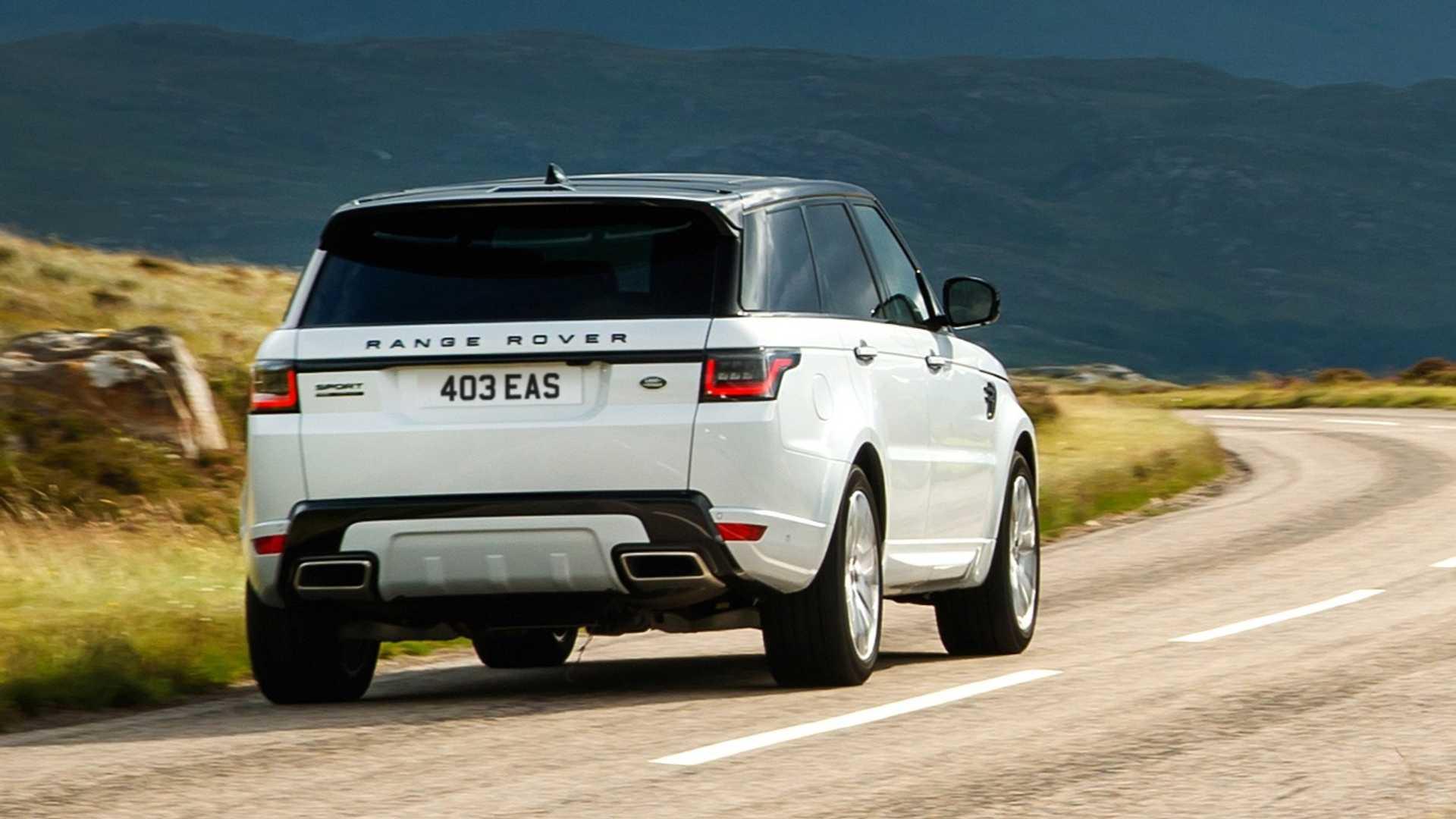 land rover range rover sport 2021 3 لندروور رکورد تولید یک میلیون دستگاه رنج روور اسپرت را شکست اخبار IT