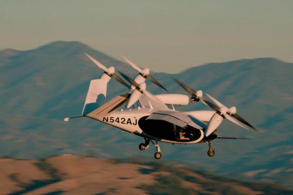 آزمایش خودروی عمود پرواز Joby برای اولین بار [تماشا کنید]