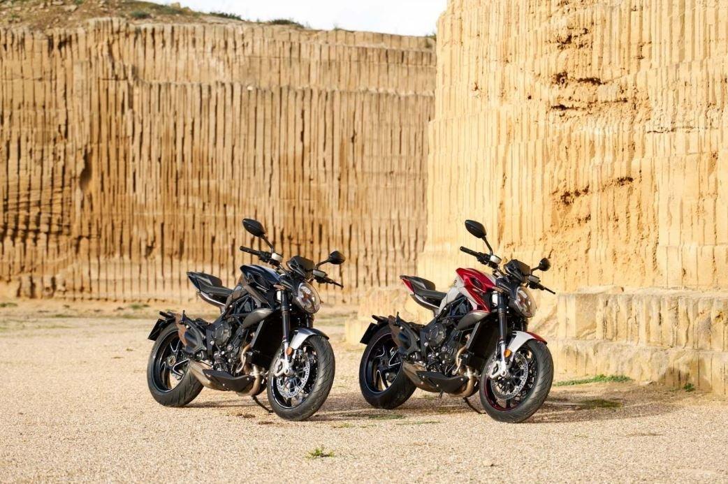 نگاهی به موتورسیکلت ام وی آگوستا Brutale مدل 2022