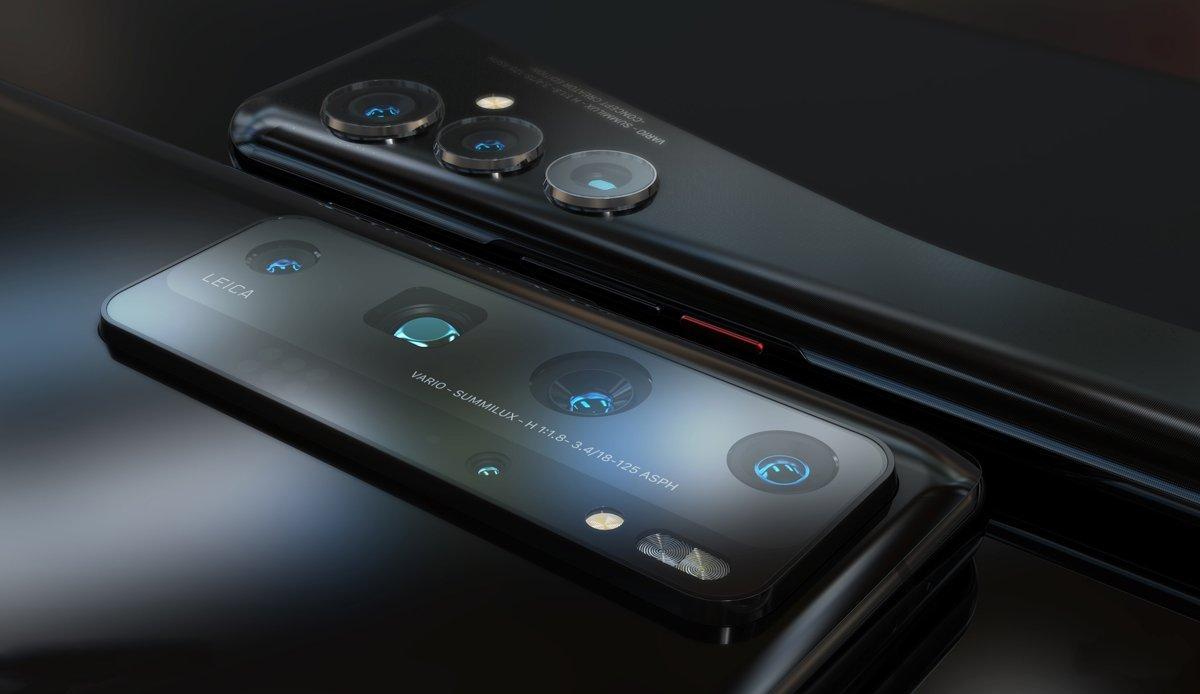 هواوی P50 با پیشرفت چشمگیر در طراحی و دوربینها از راه میرسد
