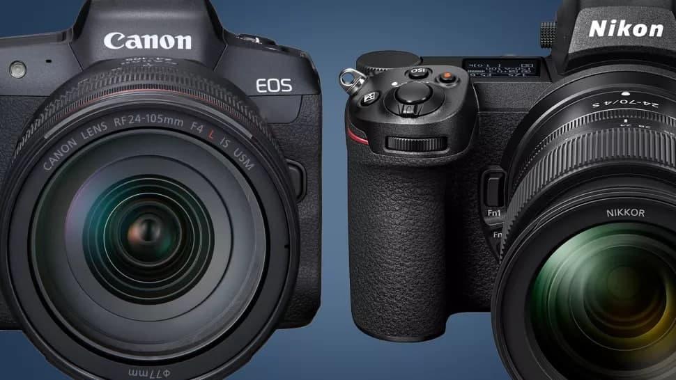 کانن و نیکون از دوربینهای 8K خود برای رقابت با آلفا ۱ سونی رونمایی میکنند