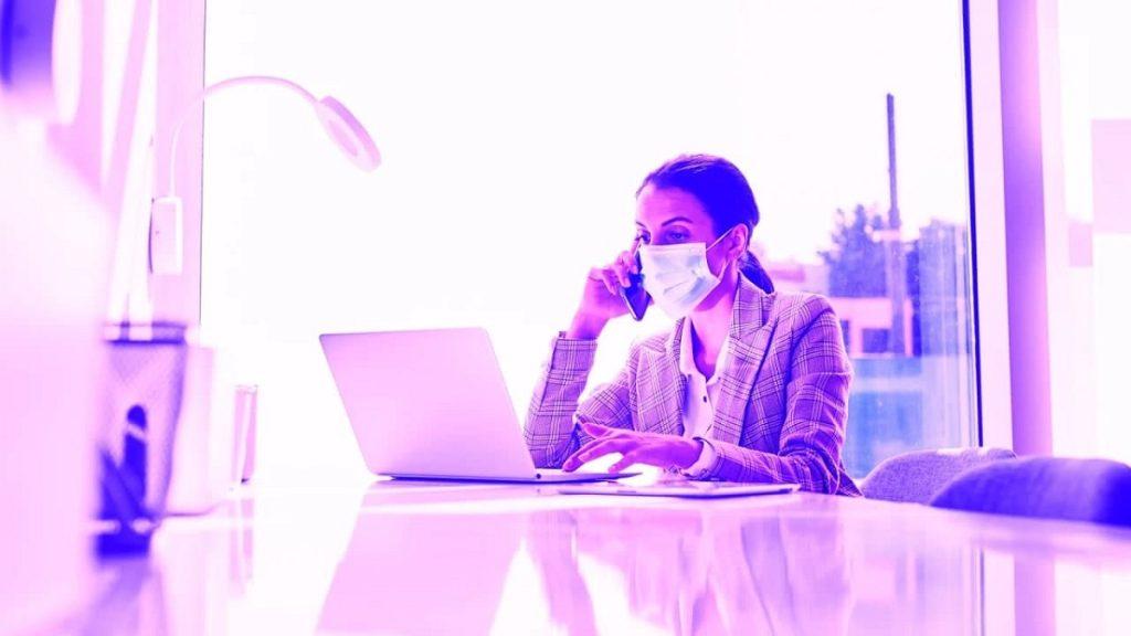 photo 2021 02 14 16 50 19 1024x576 معضل پساکرونا برای کسبوکارها: بازگشت به محل کار یا ادامه دورکاری؟ اخبار IT