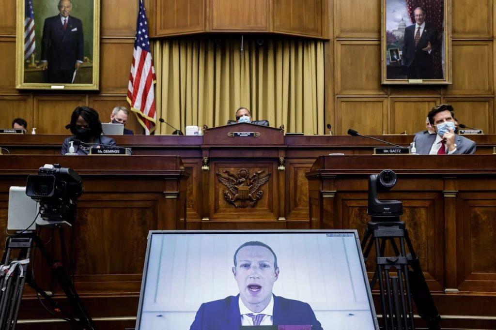 photo 2021 02 19 15 57 30 1024x682 مدیران گوگل، فیسبوک و توییتر برای ادای شهادت در جلسه کنگره حاضر میشوند اخبار IT
