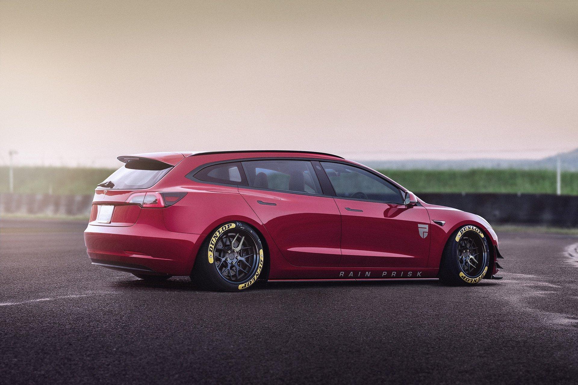 تسلا به دنبال ساخت یک خودرو اقتصادی 25000 دلاری است