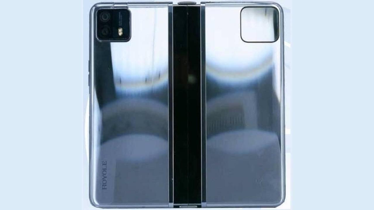 تصاویر نسل جدید گوشی تاشو فلکس پای با طراحی متفاوت دوربین منتشر شد