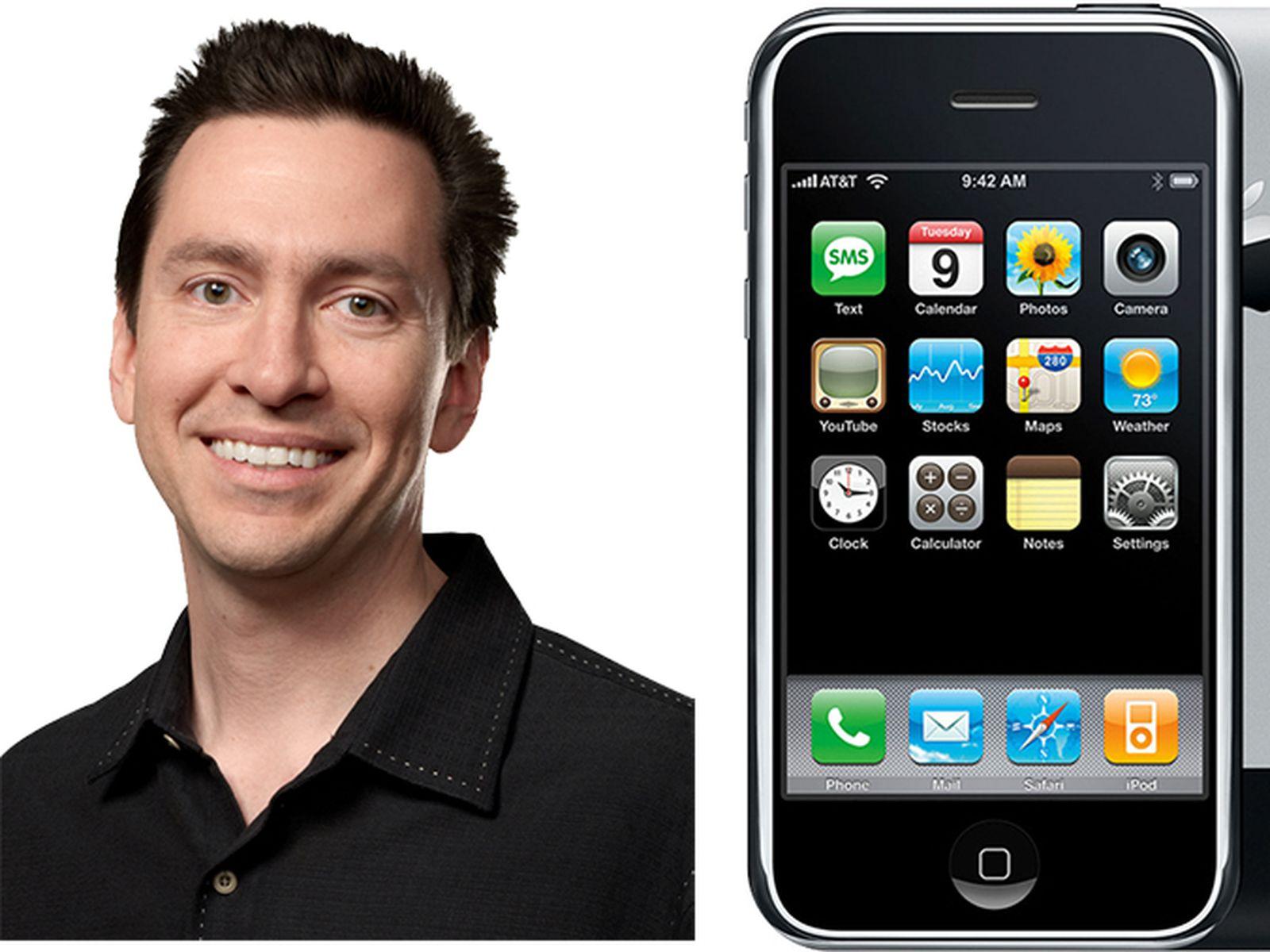 scott forstall ios اپیک گیمز میخواهد مدیر سابق و اخراج شده iOS را برای شهادت علیه اپل پیدا کند اخبار IT
