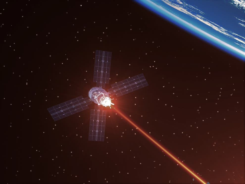 آزمایش موفق ماهواره خورشیدی با قابلیت ارسال برق به نقاط مختلف دنیا