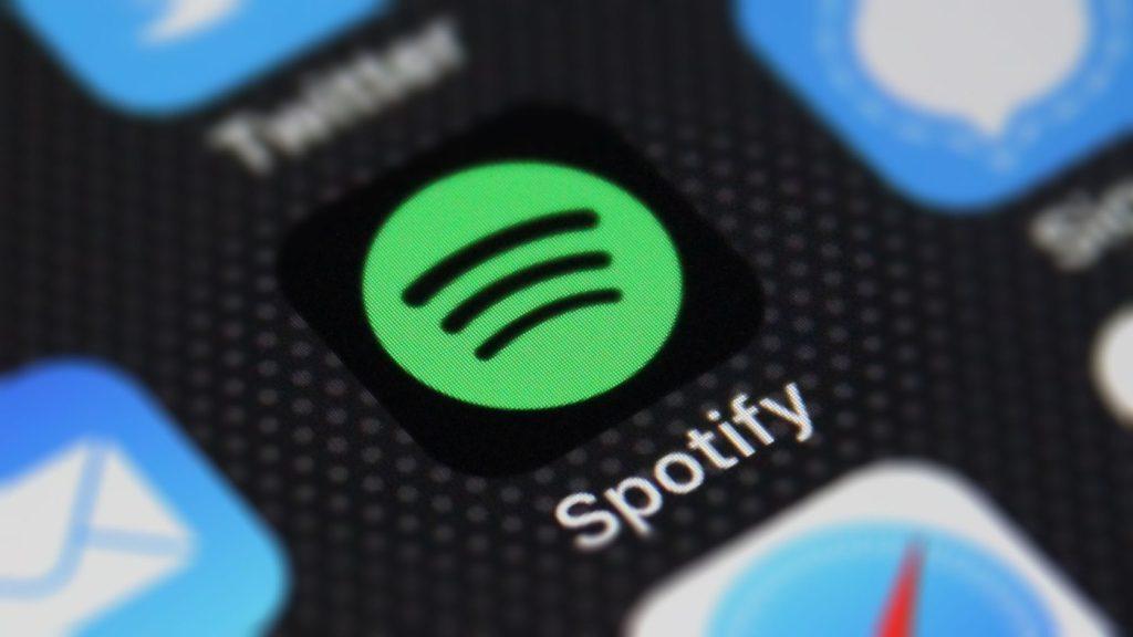 spotify app icon iphone 1024x576 اسپاتیفای میخواهد با نظارت بر گفتار کاربران الگوریتمهای پیشنهاد موسیقی را بهبود ببخشد اخبار IT