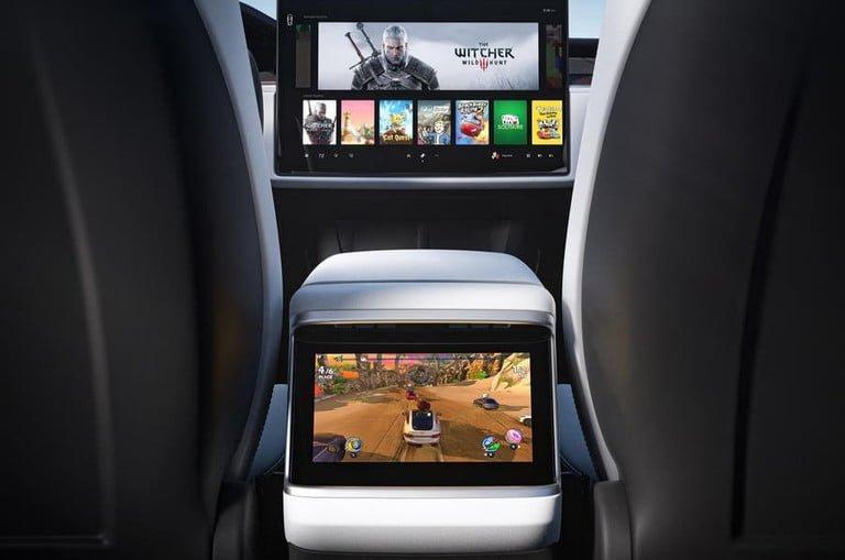 تسلا مدل S جدید احتمالا از پردازنده گرافیکی PS5 و ایکسباکس سری X استفاده میکند