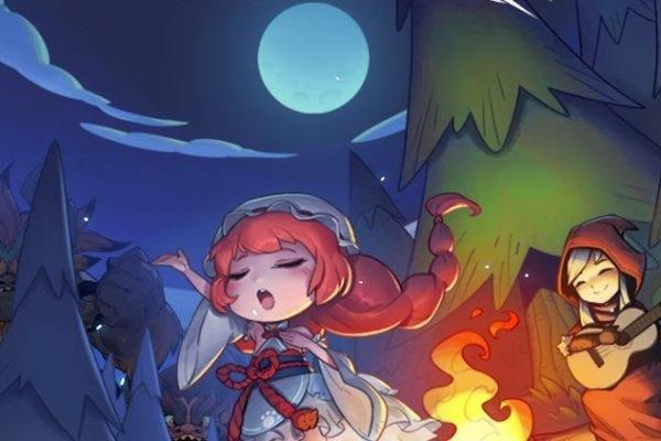 معرفی بازی Night of the Full Moon؛ ماجراجویی با شنل قرمزی