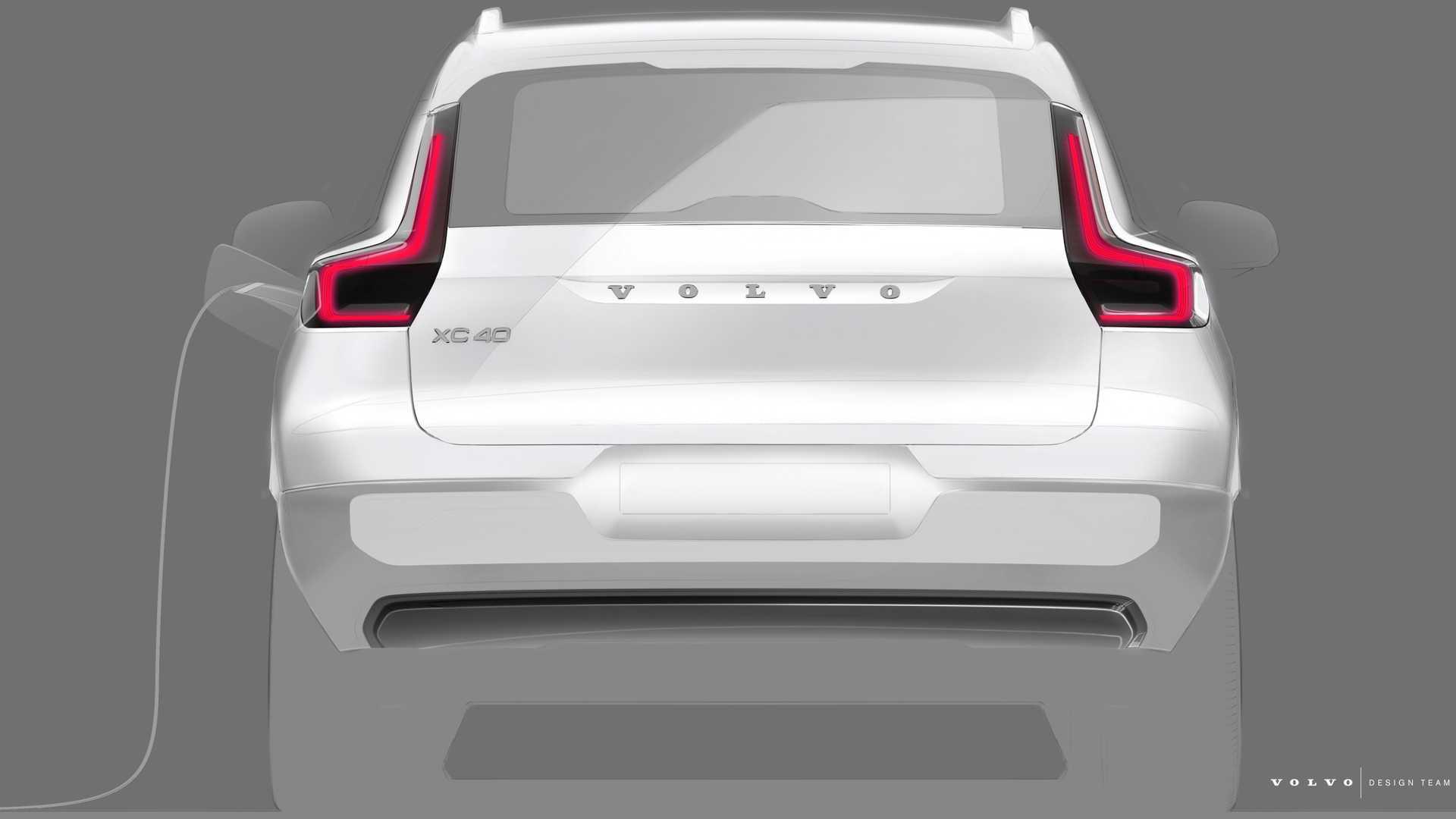 volvo xc40 electric 1 نمایندگان ولوو در آمریکا خواستار عرضه شاسی بلندی بزرگ از سوی این برند هستند اخبار IT