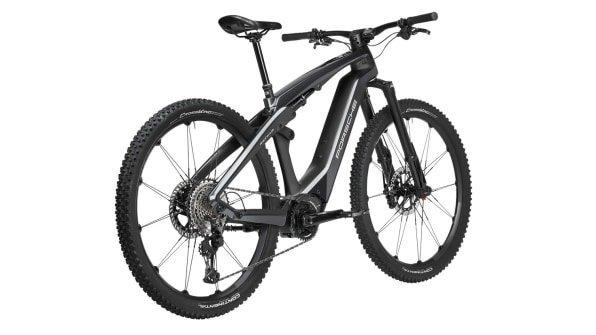 دوچرخه برقی پورشه
