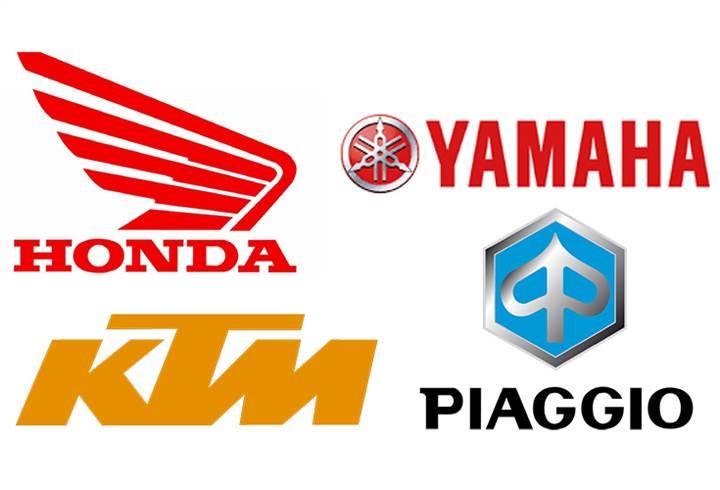 همکاری هوندا، یاماها، KTM و پیاجیو در ساخت موتور سیکلتهای برقی