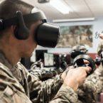 سربازان ارتش بریتانیا با تمرین در واقعیت مجازی برای نبرد آماده میشوند [تماشا کنید]