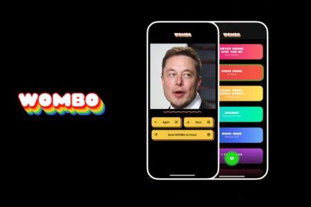 آشنایی با اپلیکیشن Wombo؛ سلفیهای آوازهخوان بسازید