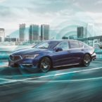اولین خودروی مجهز به فناوری خودران سطح 3 توسط هوندا معرفی شد