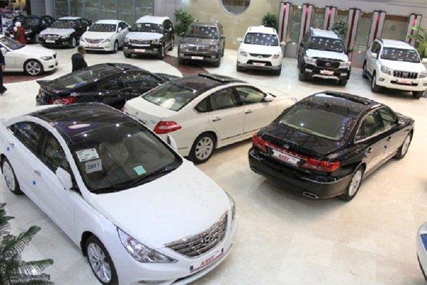 بازار خودرو وارداتی