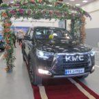 تحویل پیکاپ KMC T8 به مشتریان آغاز شد