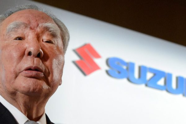 مدیرعامل ۹۱ ساله سوزوکی بعد از چهار دهه از مسئولیتش کنارهگیری میکند