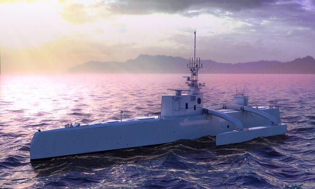 دارپا در پی ساخت کشتی جنگی کاملا خودران و بینیاز از پرسنل است