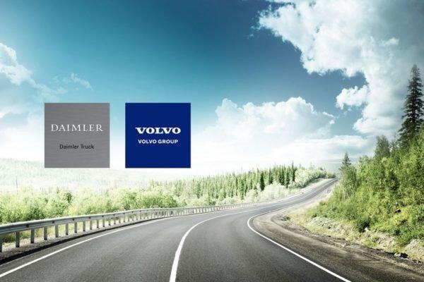 شرکت مشترک دایملر تراک و گروه ولوو با هدف تولید کشندههای هیدروژنی رسما متولد شد
