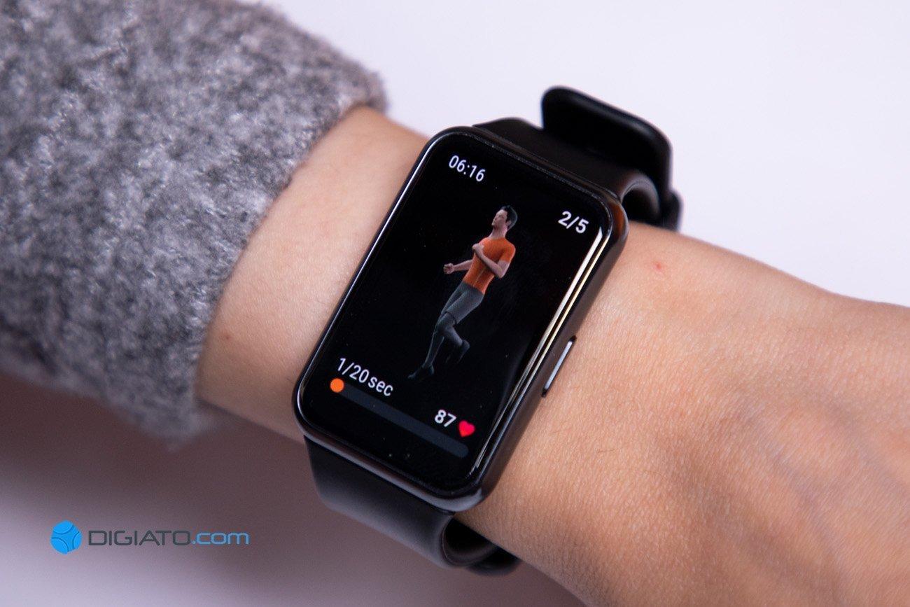 بررسی ساعت هوشمند هواوی واچ فیت