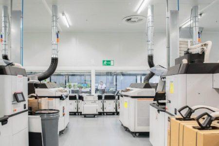 فورد و HP برای اولین بار ضایعات چاپگرهای سه بعدی را به قطعات خودروها تبدیل میکنند
