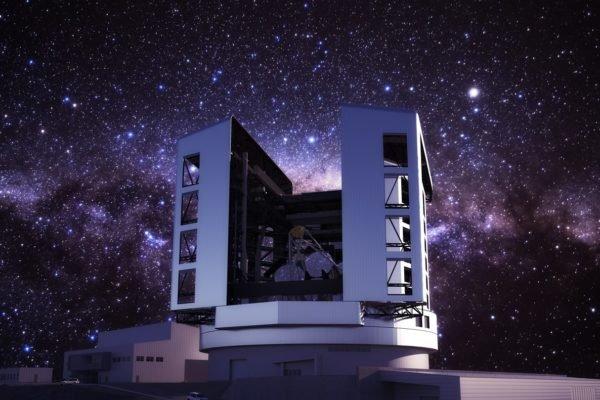 فرایند ساخت ششمین آینه بزرگترین تلسکوپ جهان کلید خورد