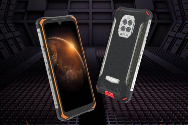 گوشی مقاوم Doogee S86 با باتری ۸۵۰۰ میلی آمپر ساعتی معرفی شد