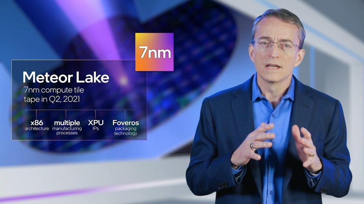 پردازندههای ۷ نانومتری اینتل