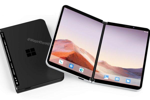 مایکروسافت قابلیت پشتیبانی از شبکه 5G را به سرفیس Duo 2 میآورد