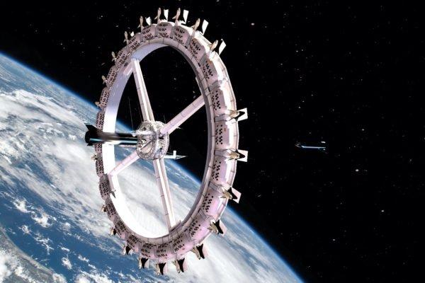 اولین هتل فضایی تا سال ۲۰۲۶ ساخته میشود: اقامت رویایی ۵ میلیون دلاری