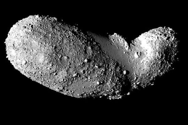 کشف آب و مواد ارگانیک روی یک سیارک برای نخستین بار