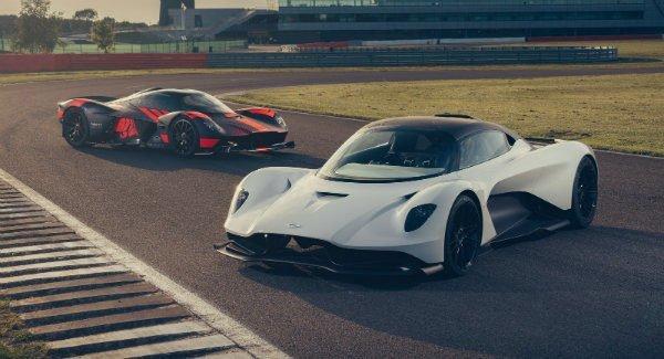 آستون مارتین والهالا از موتور V8 هیبریدی ۱۰۰۰ اسب بخاری مرسدس AMG نیرو میگیرد