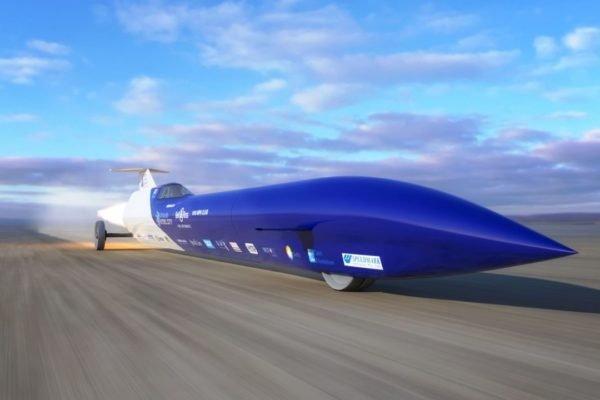 1600 کیلومتر در ساعت؛ هدفی تازه برای راکت 200 هزار اسب بخاری Aussie Invader 5R