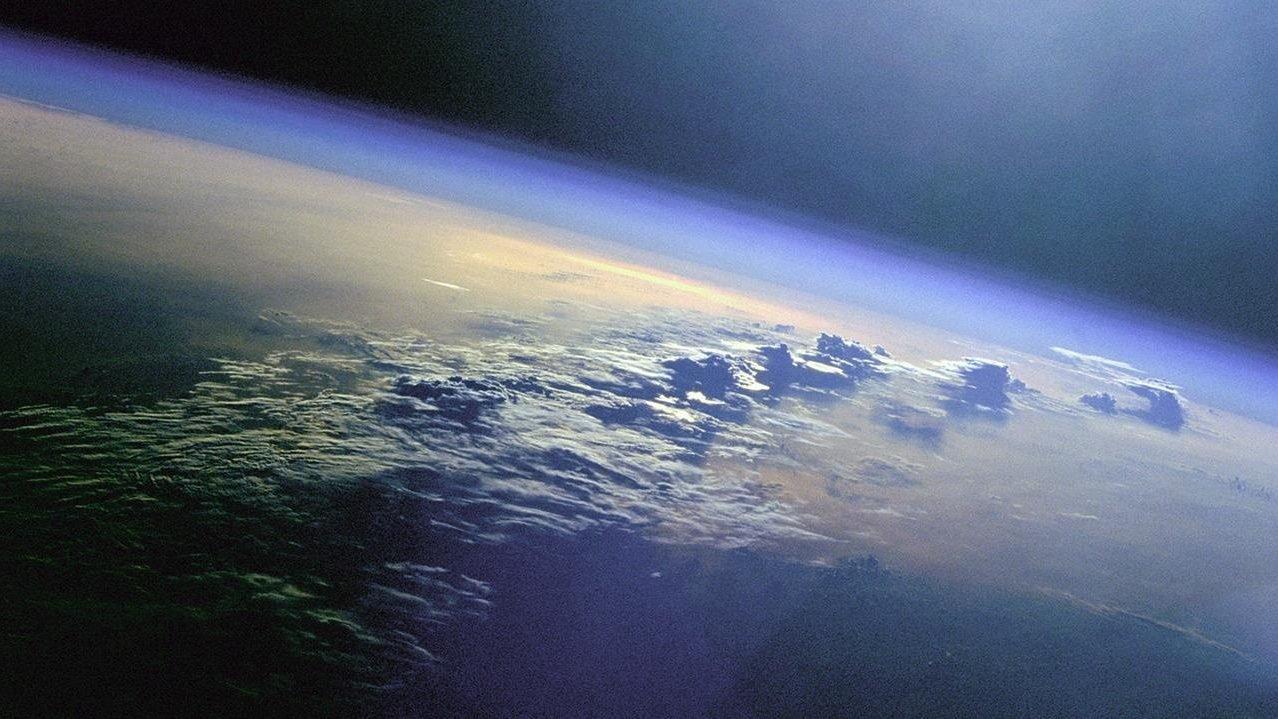 اتمسفر زمین