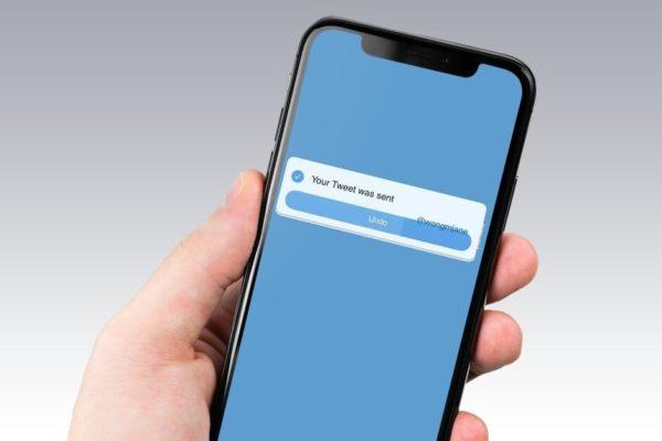 قابلیت Undo توییتر امکان ویرایش توییت در فرصتی کوتاه را میدهد